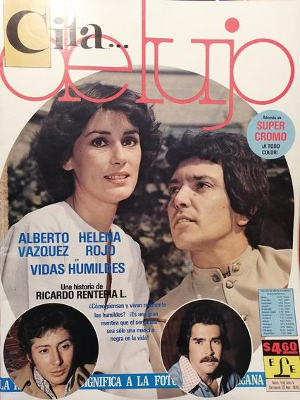 Fotonovelas Helena Rojo Lote 2 Revistas