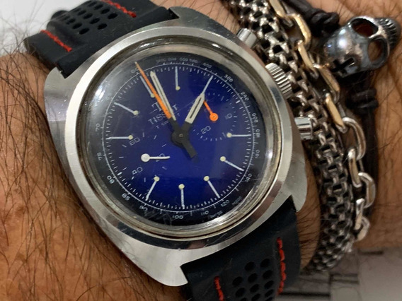 Tissot Chronograph Calibre B72 Manual Swiss Made Vintage