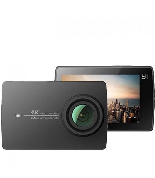 Câmera Xiaomi Yi 4k 2 Wifi 12mp Ação Esportes Pronta Entrega