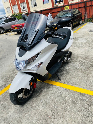 Kymco Xciting 500 Ri Modelo 2012