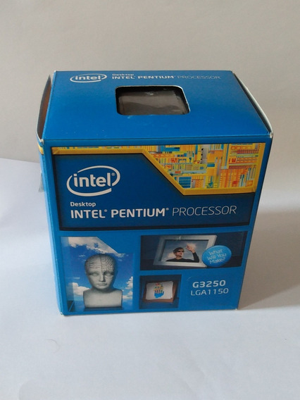 Processador Desktop Pentium G3250 Lga 1150 3.2ghz.