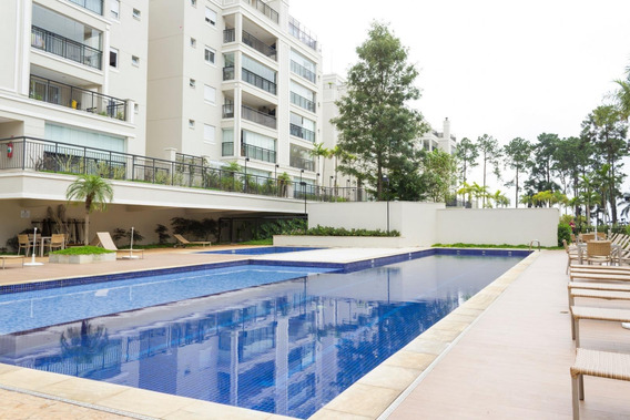 Apartamento Com 4 Dormitórios À Venda, 132 M² Por R$ 1.370.000,00 - Tremembé - São Paulo/sp - Ap6186