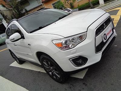 Mitsubishi Asx 2.0 Awd 16v Cvt 2015 - F7 Veículos