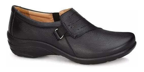 Practico Zapatilla Flat Mujer Emprender Ultra Comodo 2620541