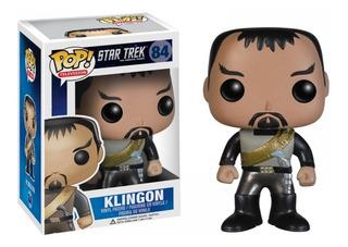 Funko Pop Television Star Trek Klingon #funkonauta #vaulted