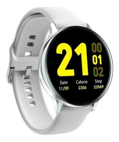 S20 Relogio Smartwatch Com Pelicula De Brinde