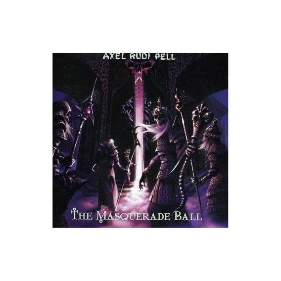 Pell Axel Rudi Masquerade Ball Germany Import Cd Nuevo