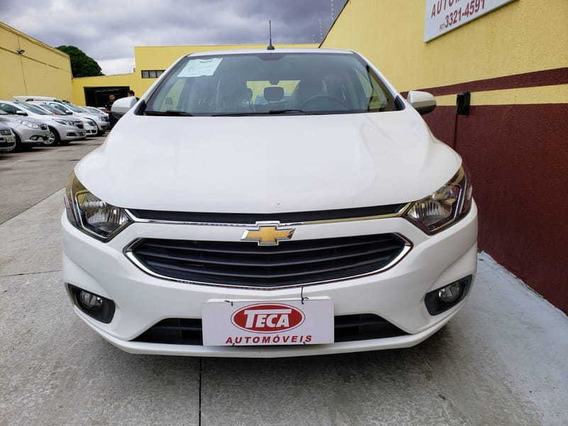 Chevrolet Onix Ltz 1.4 Mpfi 8v 4p Aut. 2019