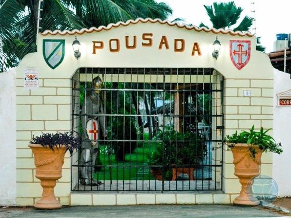 (9075) Pousada Na Praia De Cotovelo, Proximo De Natal/rn, 21 Quartos - V-9075