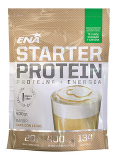 Starter Protein Ena 400 Grs Proteina Desayuno