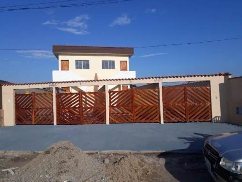 Casa Nova, Com 2 Quartos, Para Financiamento, Ótima Opção!
