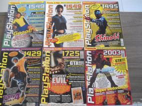 Revista Dicas Truques Playstation 41 A 44 - 47 - 48 Pç Cada