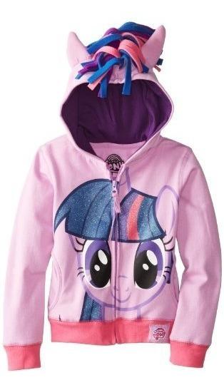 My Little Pony Sudadera Con Capucha Twilight Sparkle, Purpur