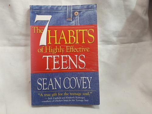 Imagen 1 de 8 de The 7 Habits Of Highly Effective Teens Sean Covey En Ingles