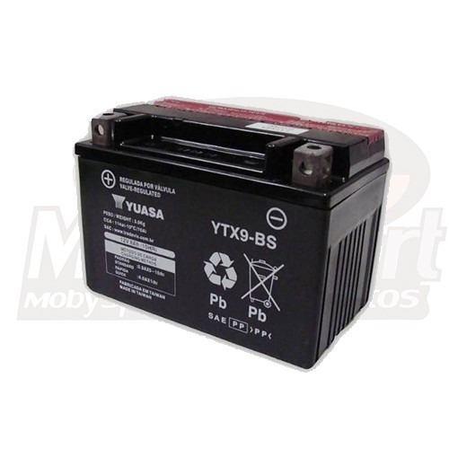 Bateria Yuasa Ytx9bs Honda Cb 500 Yamaha Xt 600