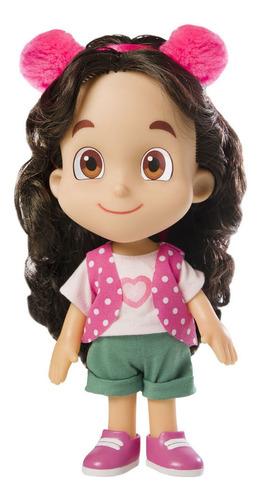 Imagem 1 de 2 de Boneca Infantil Articulada Maria Clara 1040 Baby Brink