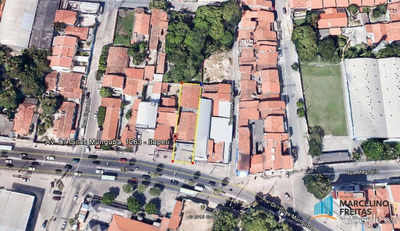 Ponto Comercial À Venda, Itaperi, Fortaleza - Pt0086. - Pt0086