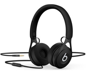 Fone De Ouvido Beats By Dr. Dre Ep, On Ear, Preto