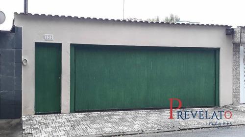Imagem 1 de 15 de Ct-6870 - Casa Térrea Para Venda No Bairro Alves Dias - Ct-6870