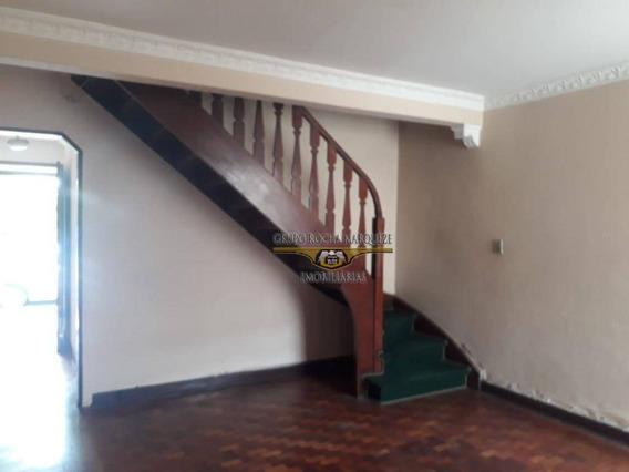 Sobrado Com 3 Dormitórios À Venda, 110 M² Por R$ 550.000,00 - Belenzinho - São Paulo/sp - So1346