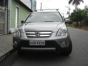 Honda Crv Completíssima Carro De Idosos.