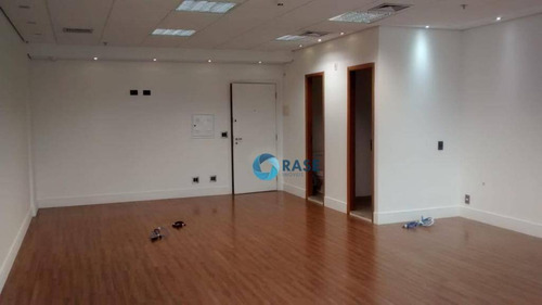 Sala Para Alugar, 60 M² Por R$ 3.200,00/mês - Vila Andrade (zona Sul) - São Paulo/sp - Sa0079