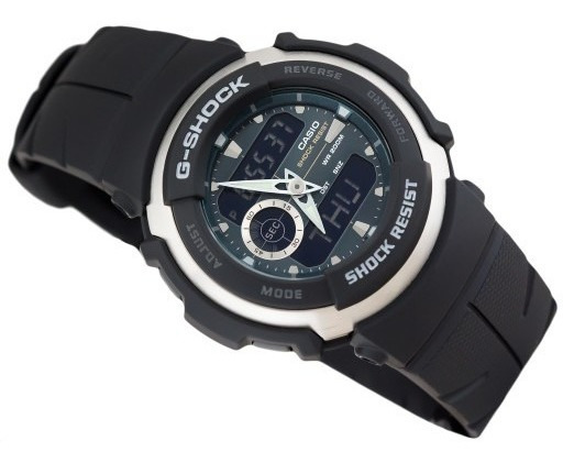 Relogio Casio G-shock G-300 World Time Novo E 100% Original