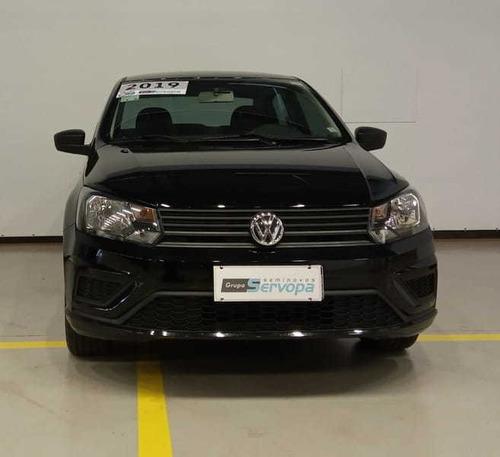 Volkswagen Voyage 1.6 Msi Total Flex Aut.