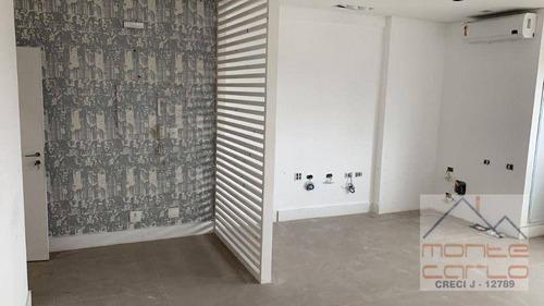 Sala - Condomínio Domo Business À Venda, 39 M² Por R$ 200.000 - Centro - São Bernardo Do Campo/sp. - Sa0024