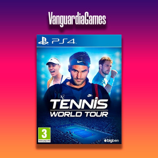 Tennis World Tour Ps4 Digital