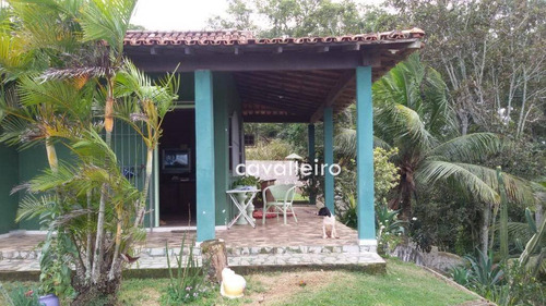 Casa À Venda, 90 M² Por R$ 250.000,00 - Bambuí - Maricá/rj - Ca3121