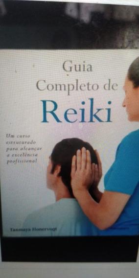 Guia Completo De Reiki Curso Tanmaya Honervogt Frete Grátis