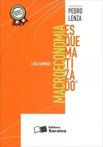 Livro-macroeconomia,esquematizado- Luiza Sampaio-raro+brinde