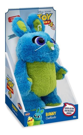 Pelúcia 30 Cm - Disney - Toy Story 4 - Bunny - Disney - Toyn