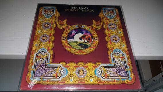 Lp Thin Lizzy - Johnny The Fox - Import Usa (usado Vg+)