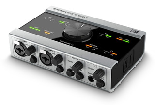 Native Instruments Komplete Audio 6 Interfaz Premium Audio