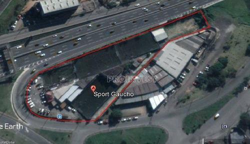 Imagem 1 de 17 de Área Comercial Frente Para Raposo Tavares Km 19 - Ar0856