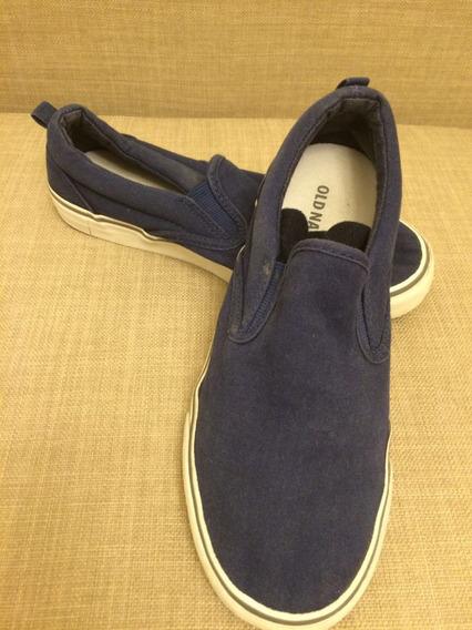Zapatillas Panchas Para Niño Old Navy