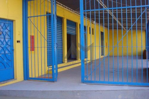 Imagem 1 de 9 de Galpão Para Alugar, 1000 M² Por R$ 11.500,00/mês - Vila Nhocune - São Paulo/sp - Ga0005