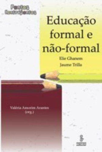 Educaçao Formal E Nao-formal