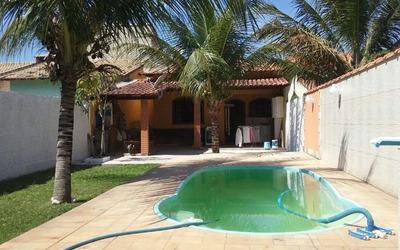 Casa 2qtos (1 Suíte), Piscina E Churrasqueira