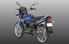 Moto Bajaj Platina 100, Año 2017
