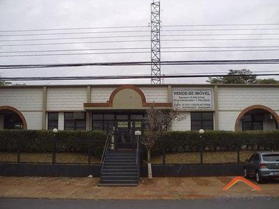 Galpão Industrial Para Venda E Locação, Parque Industrial Lagoinha, Ribeirão Preto. - Ga0012