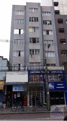 Kitnet Com 1 Dormitório Para Alugar, 32 M² Por R$ 650/mês - Centro - Curitiba/pr - Kn0039