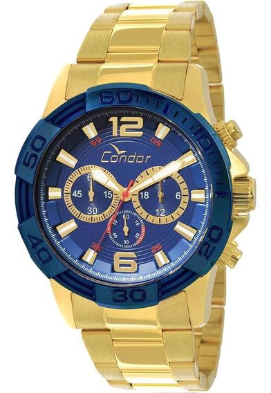 Relógio Masculino Condor Covd54aa/4a Barato Original