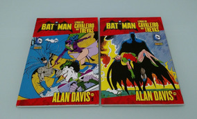 Batman Lendas Do Cavaleiro Das Trevas Alan Davis Completo
