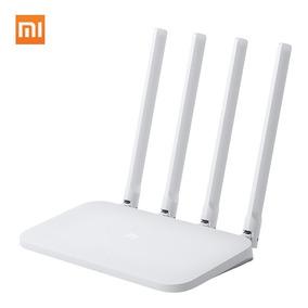 Original Xiaomi Mi Wifi Router 4c 300 Mbps 4 Antenas