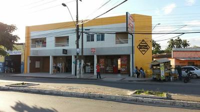 Ponto Comercial E Apartamento No Trapiche Da Barra