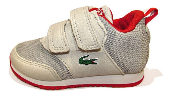 Zapatillas De Niños Lacoste Light 117 1 I / Brand Sports