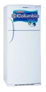 Heladera C/freezer Columbia Htf2294g 275 Lts Blanca